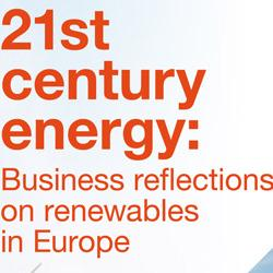 Read more at: Industry leaders support stronger EU renewables targets to enable swifter transition to low carbon economy
