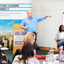 Picture of Future Leaders Connect by the British Council and Møller Institute